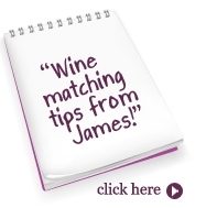 Food and Wine Match January