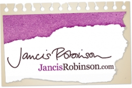 Jancis Robinson - Some very superior stuff
