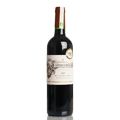 Chateau d'Arcole 2009, Saint-Emilion Grand Cru, Bordeaux