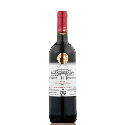 Chateau le Joncieux 2009 Blaye, Cotes de Bordeaux, France