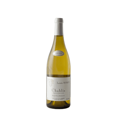 Chablis 2012, Louis Robin, Burgundy, France