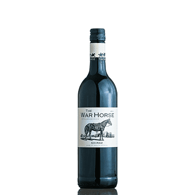 War Horse Shiraz 2011, Stellenbosch, South Africa