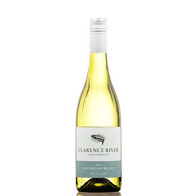 Clarence River Sauvignon Blanc 2013, Marlborough, New Zealand