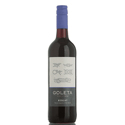 Goleta Merlot 2013, Central Valley, Chile