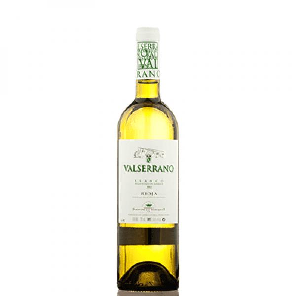 WHITE Valserrano Rioja Blanco 2013, Bod Marquesa, Spain