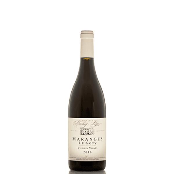 Maranges le Goty Vieilles Vignes 2012 Bachey Legros
