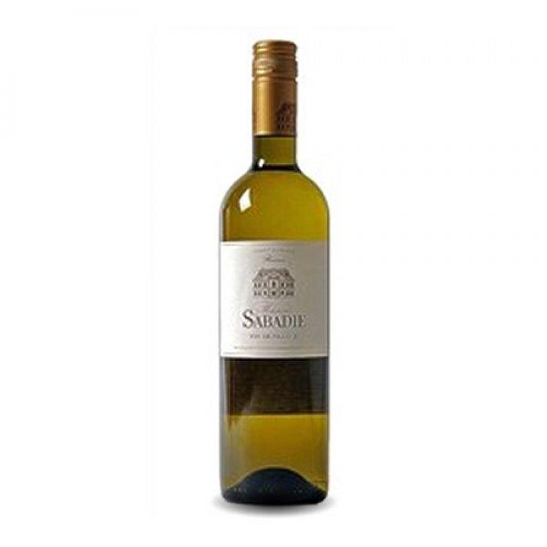 Maison Sabadie Reserve Blanc 2014 Vin de France