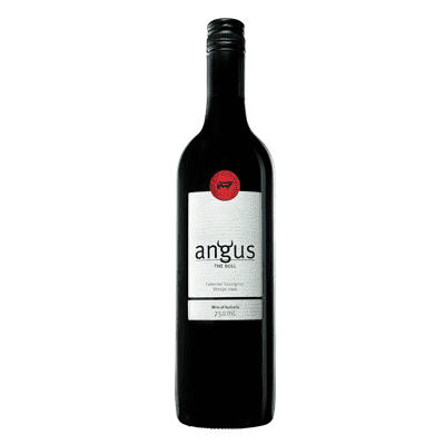 Angus The Bull 2008 Half Bottles