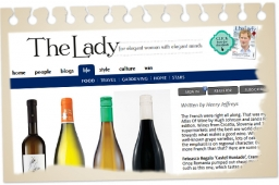 The Lady - What Makes a Good Wine