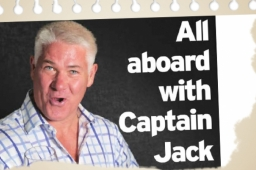All about with Captain Jack