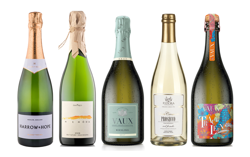 5 Alternative sparkling wines for christmas