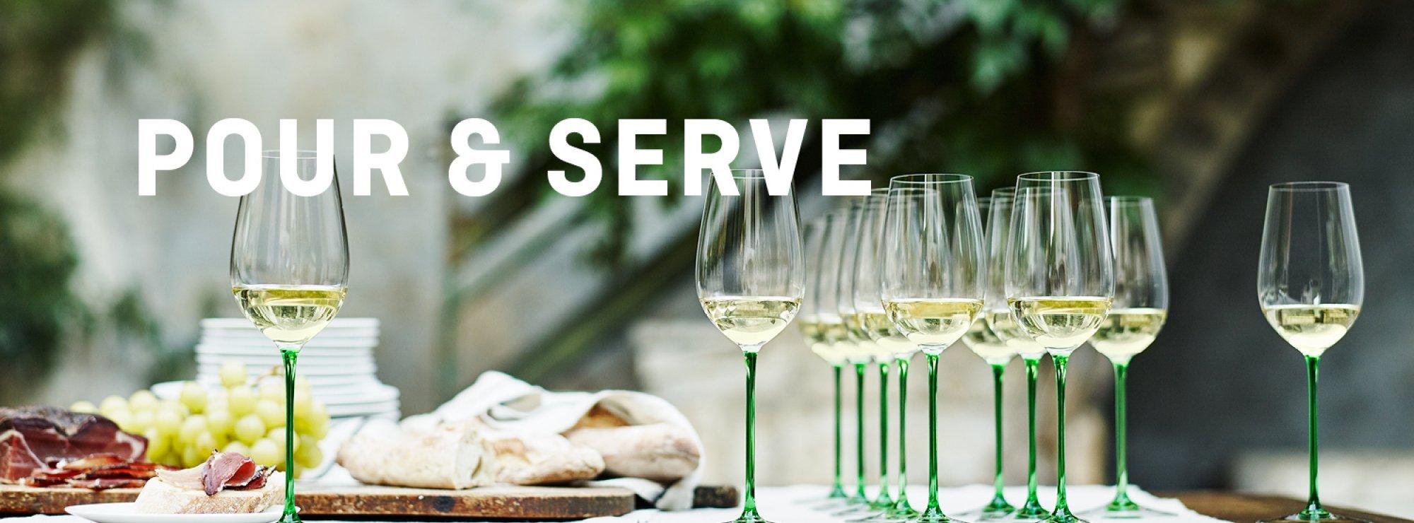 Pour & Serve