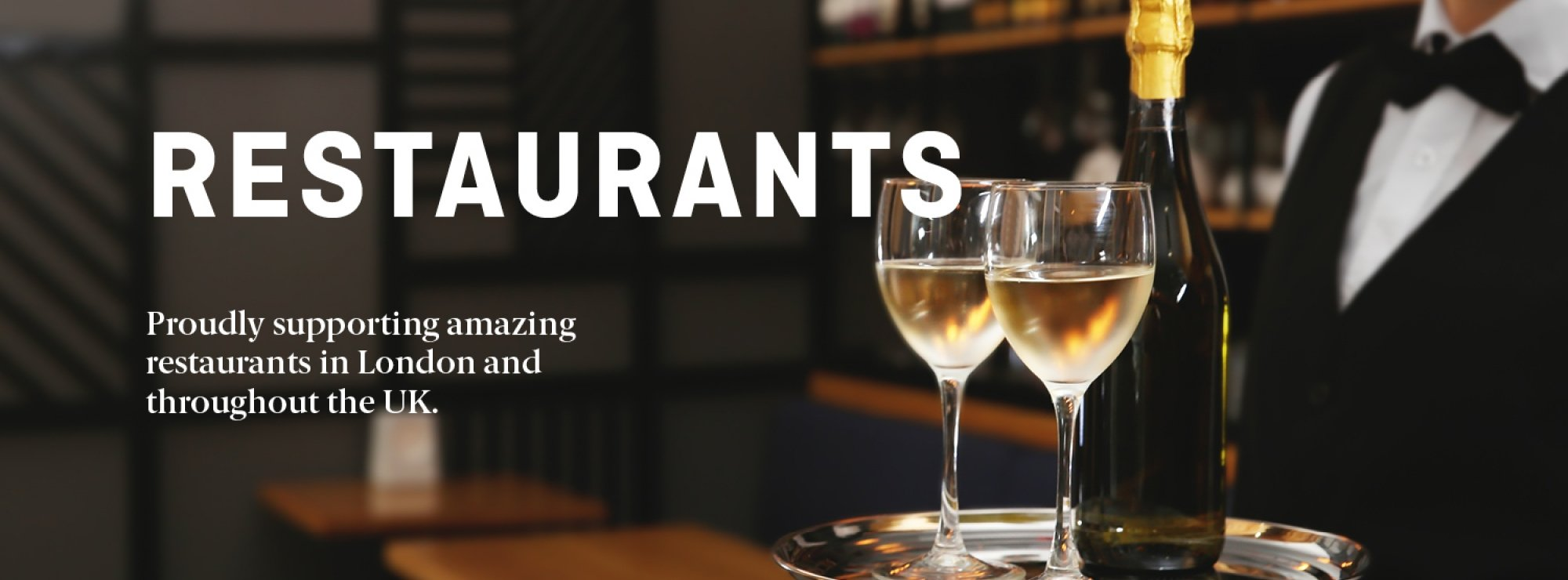 Restaurants Banner