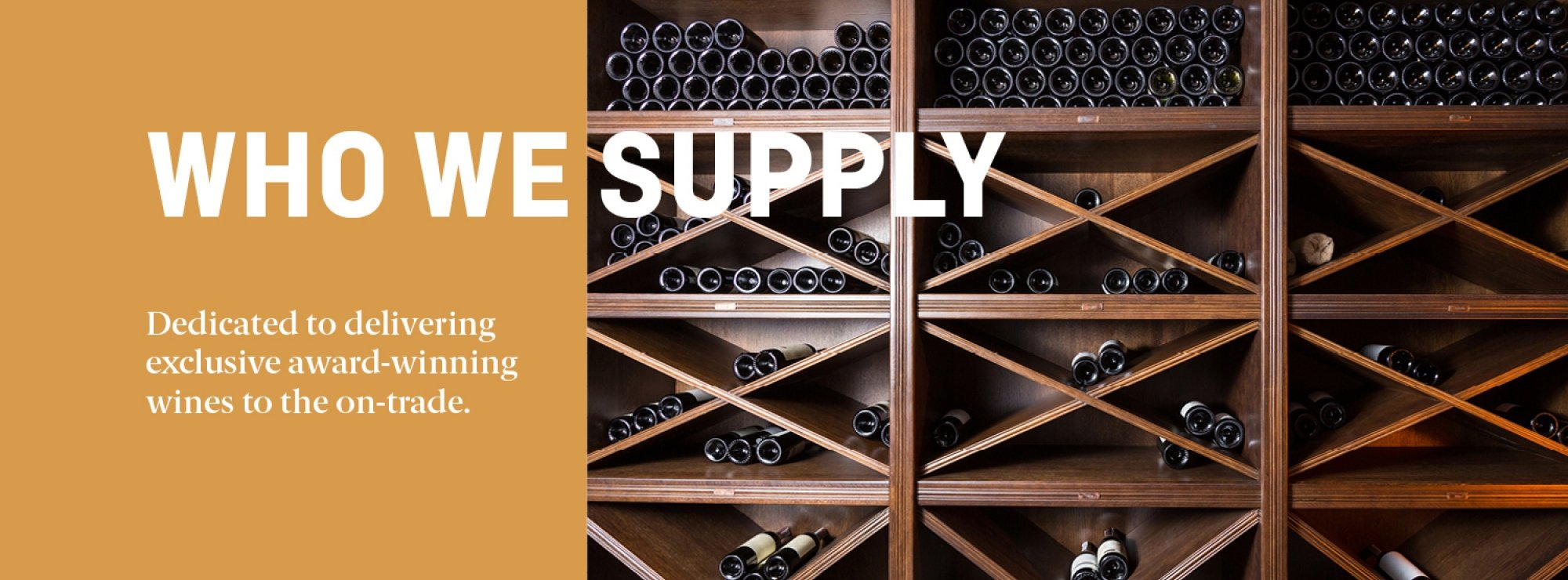 Who We Supply - Optimised