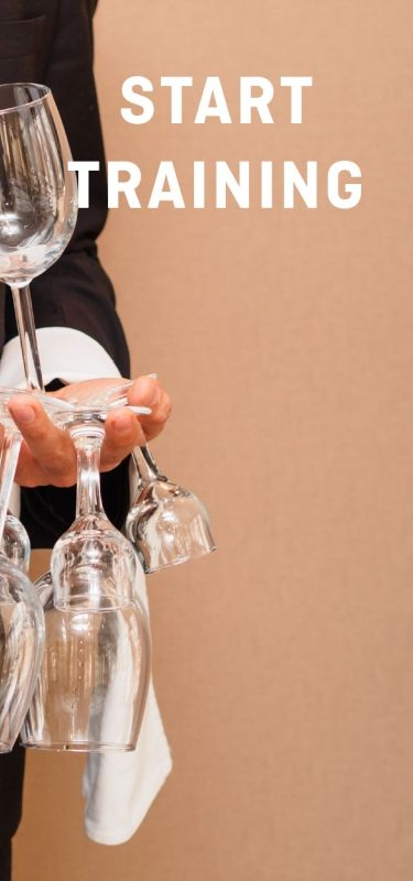 Wine Sales & ServiceTraining