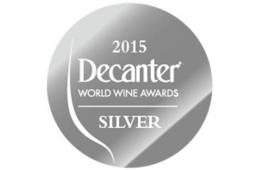 Decanter Silver 2015