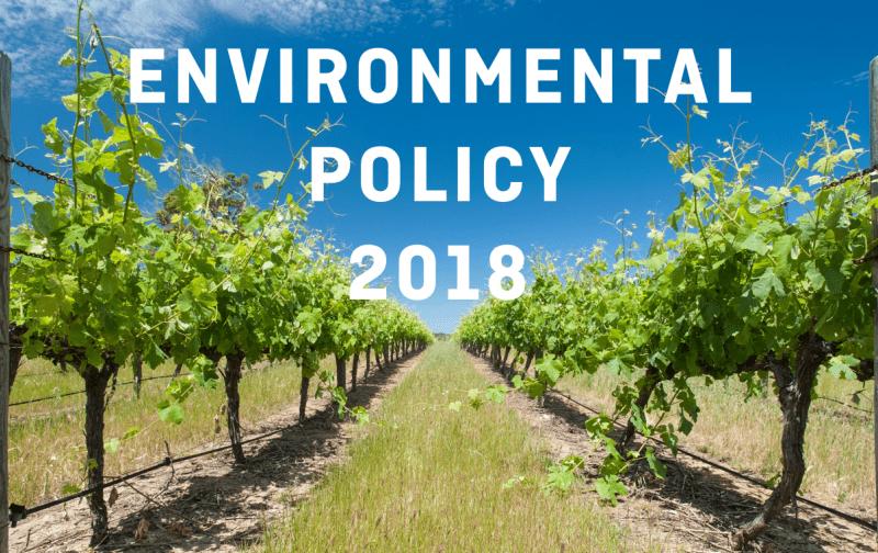 Environmental Policy 2018