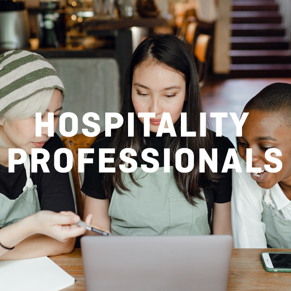 Hospitality Professionals