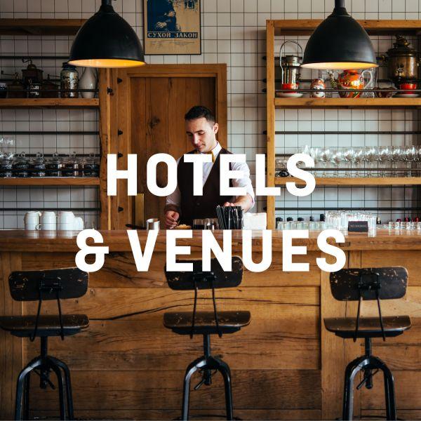 Hotels & Venues