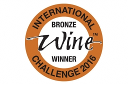 International Wine Challenge 2016 Bronze
