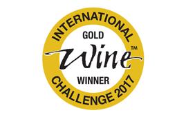 IWC 2017 Gold