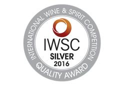 IWSC 2016 Silver
