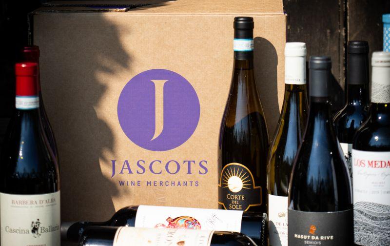 THE JASCOTS ESSENTIALS MIXED CASE £110