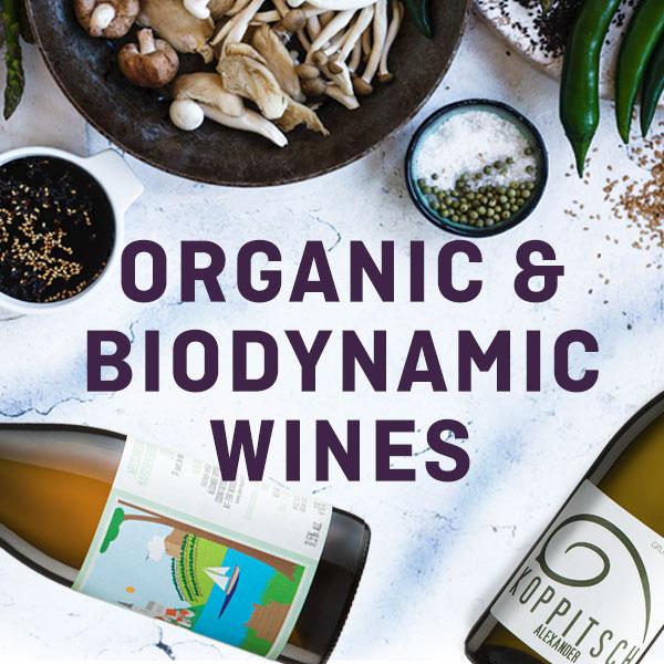 Organic/Biodynamic Wines