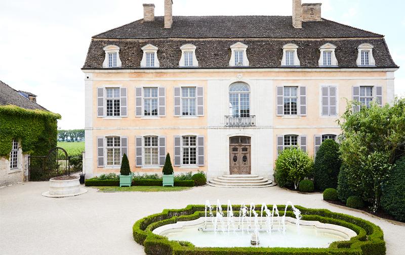 Château De Pommard And Famille Carabello-Baum