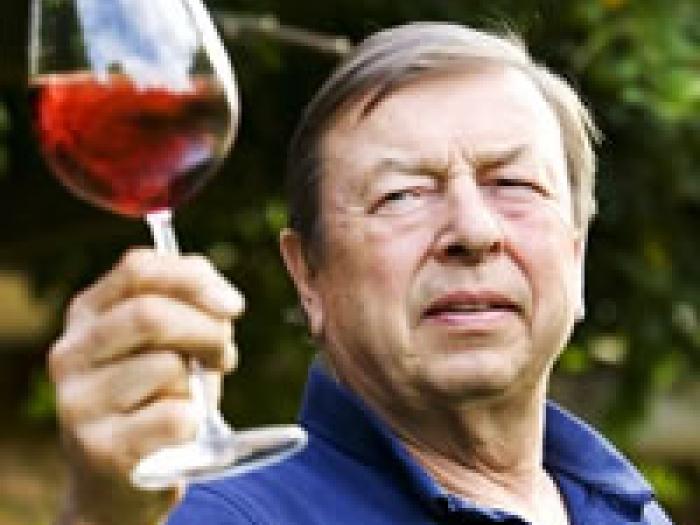Principal Winemaker and Viticulturalist, John Ellis