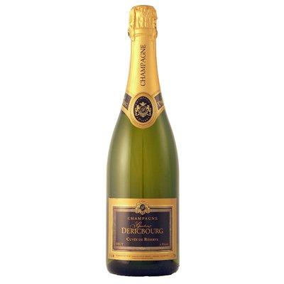 Champagne Gaston Dericbourg Cuvée de Réserve Brut, Champagne, France NV