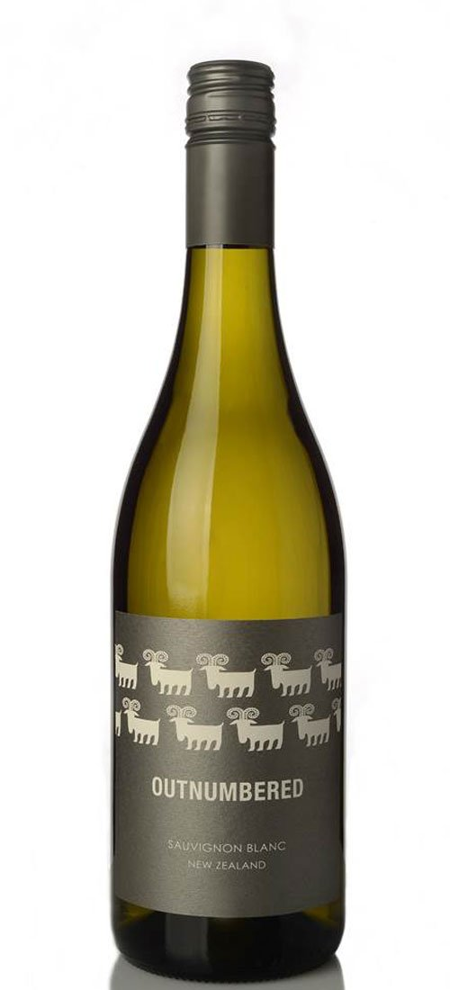 Outnumbered Sauvignon Blanc 2018