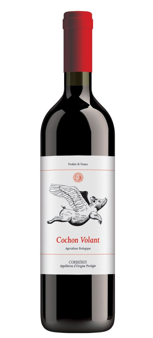Cochon Volant Red 2018