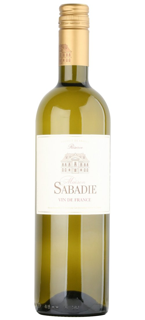 Maison Sabadie Reserve Blanc 2018