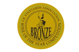 UK Vineyards Association Bronze