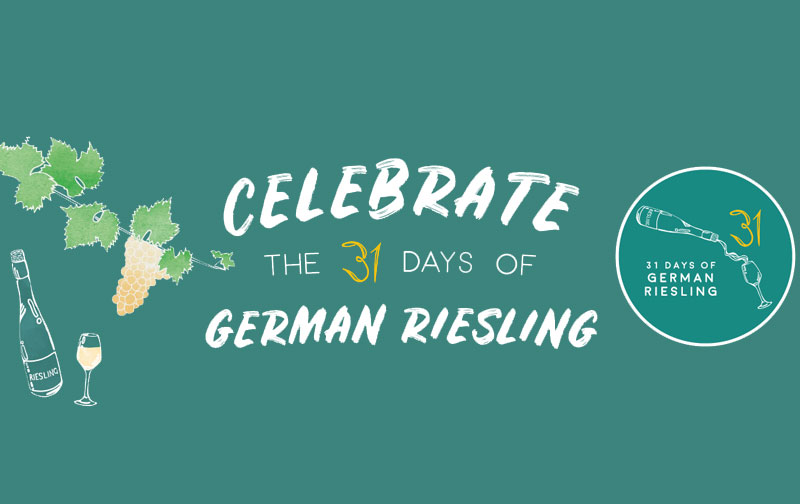 31 Days of German Riesling - Masterclasses & Event with Wineed